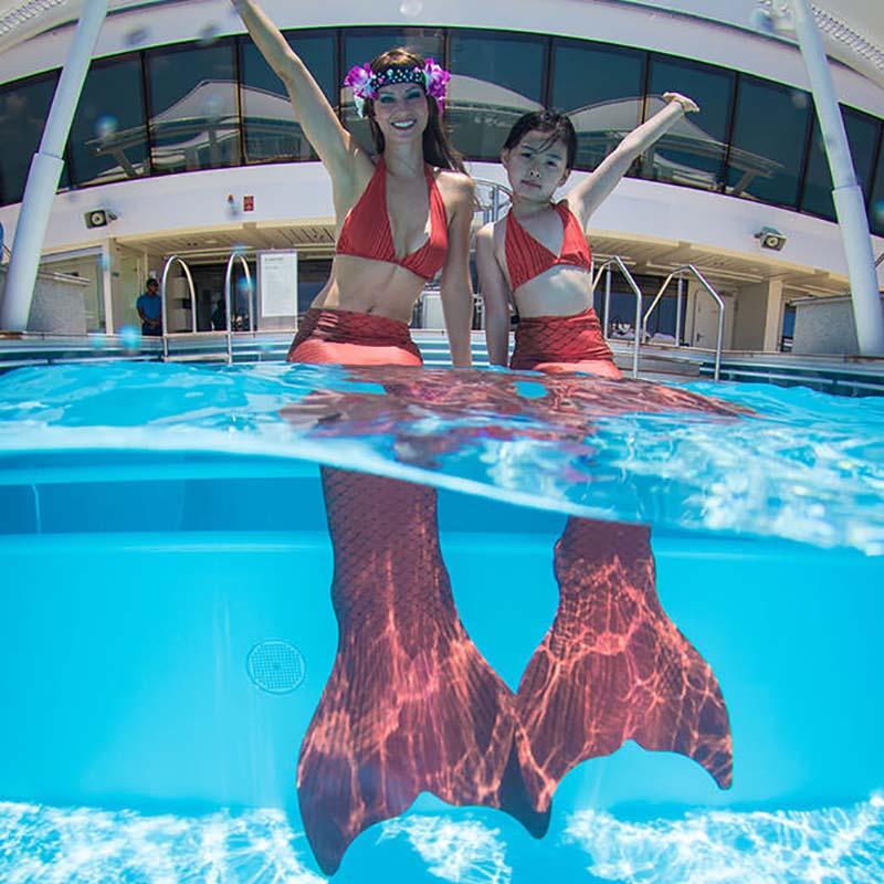 Mermaiidng at Mermaid Kat Academy